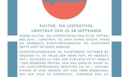 SpotON i Lønstrup 2015