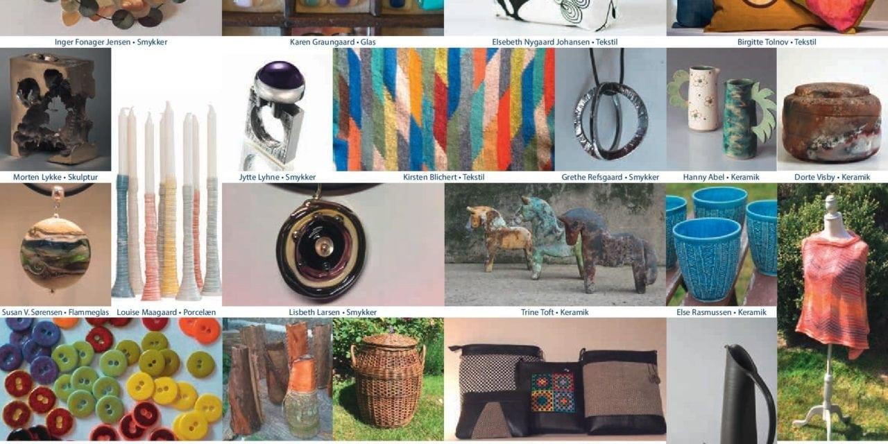Invitation til Kunsthåndværkermarked 2015