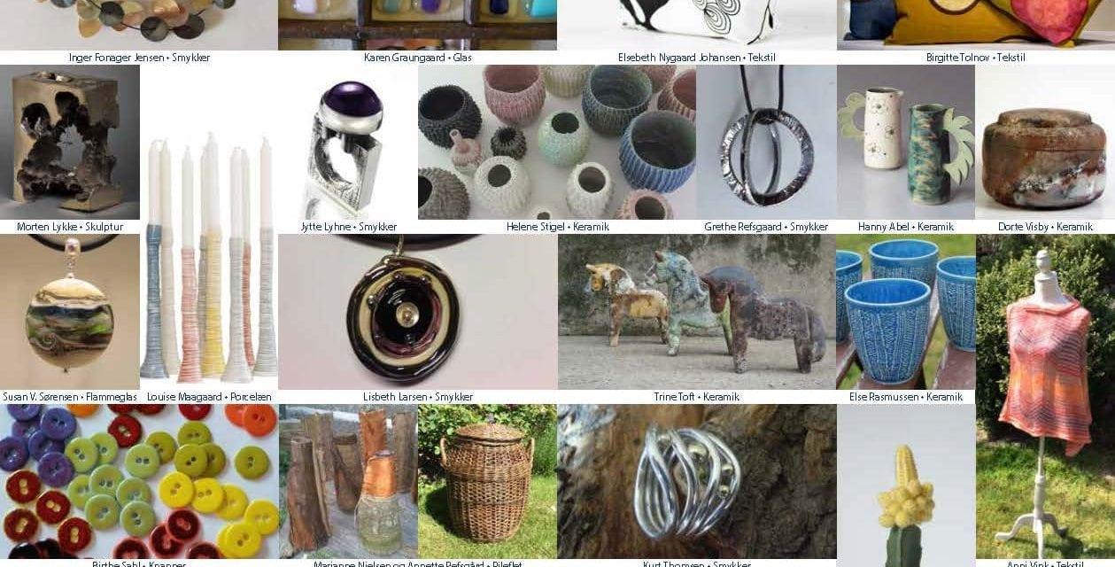 KVIV kunsthåndværkermarked 2016