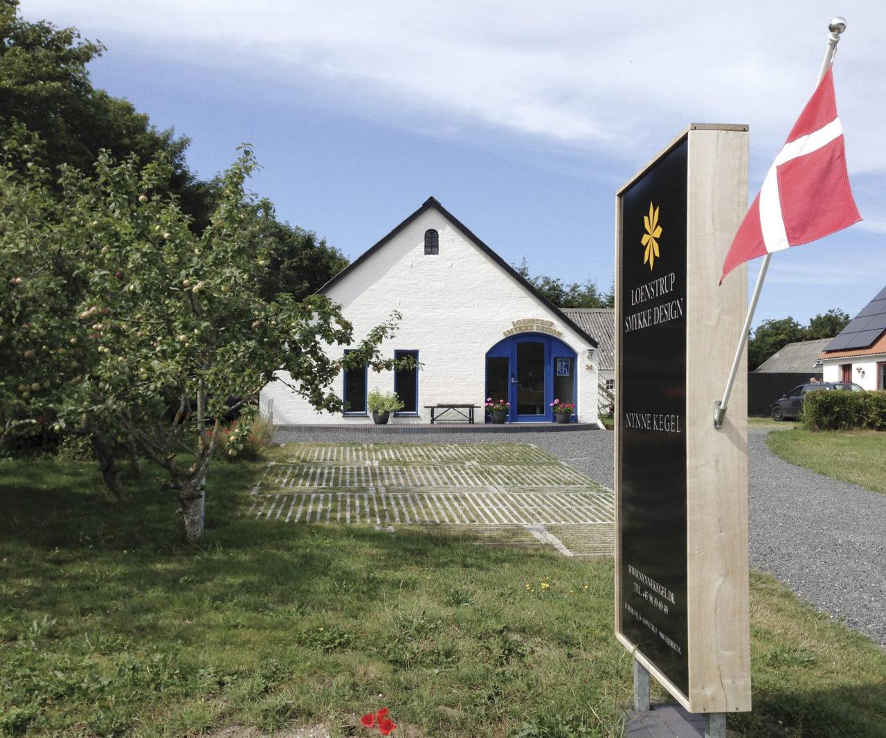 Arbejdende Værksteder med kunsthåndværk i Lønstrup 2017