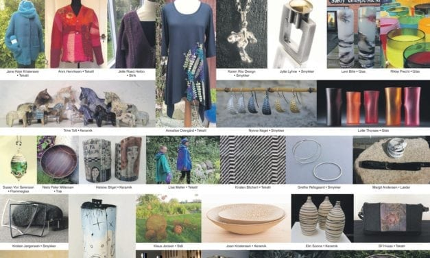 KVIV kunsthåndværkermarked 2017